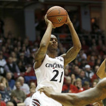 UC guard Farad Cobb and his teammates are out to avenge their recent upset loss to Tulane.