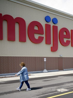 Meijer superstore on Shawano Avenue in Howard opened Tuesday. It's similar to the Meijer store opening in 2018 in Grand Chute.