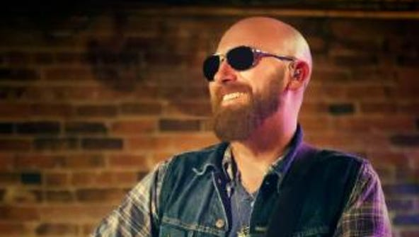 Corey Smith performs Saturday at the Blind Horse Saloon.