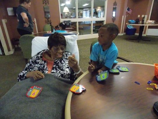 Walnut Hill Pre-K students visit Southern Hills Healthcare
