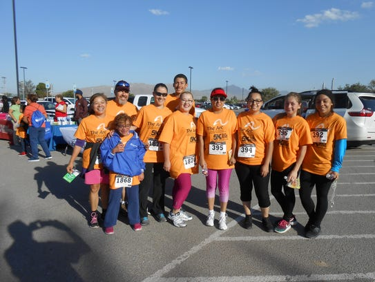 Images from the 5K Walk/Run for Respect.