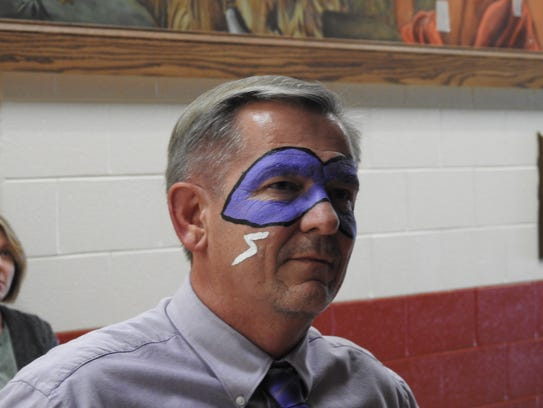Coshocton Elementary Assistant Principal John Casey