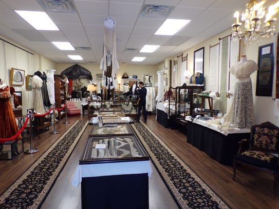 The Lace Museum of Detroit in Northville.