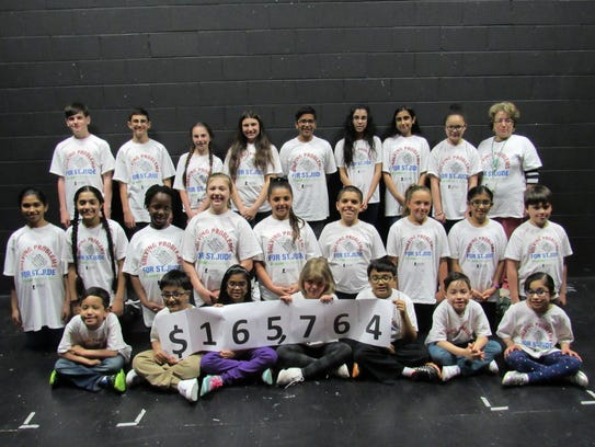 Students at St. Helena School has been involved in