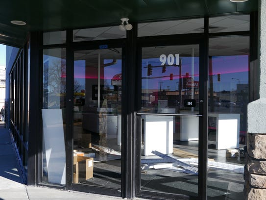 The new T-Mobile location at 901 10th Ave. S. should