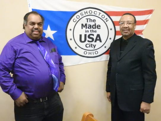 Daryl Davis and Cliff Biggers recently started formulating