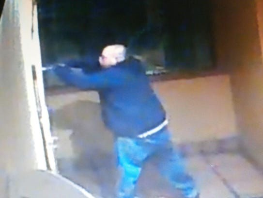 Sparks police released this surveillance photo of a