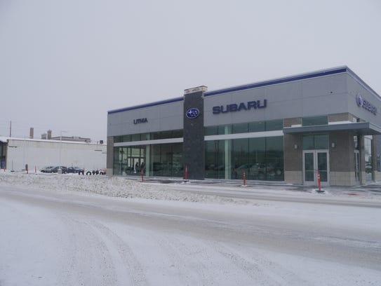 Lithia Subaru opened its doors during the second week