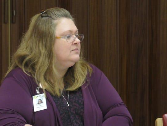Tamatha Hetrick, administrator at Pleasant Acres Nursing