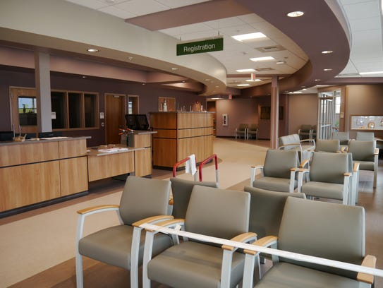 Benefis Health System 's new Emergency Department is