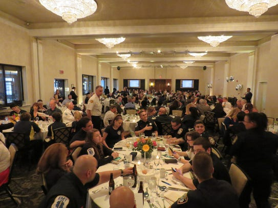 The 22nd annual Excellence in EMS Awards Celebration