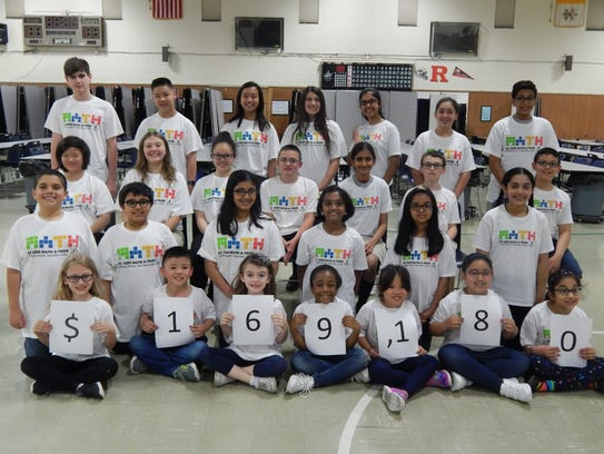 St. Helena School completed another year of fundraising