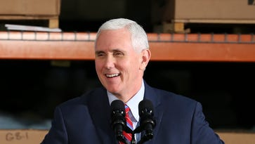 5 takeaways from Mike Pence's Kentucky visit