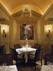 Sale e Pepe offers authentic Italian cuisine in a Renaissance-inspired atmosphere. The restaurant recently won its 11th consecutive award from Wine Spectator magazine.