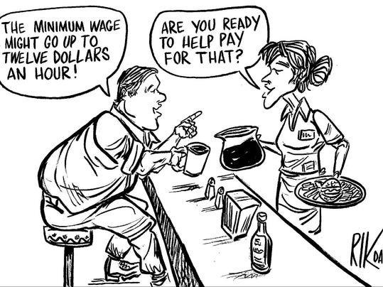 essay on the pros and cons of minimum wage Pros and cons of minimum wage the vast majority of economists believe the minimum wage law costs the economy thousands of jobs the most fundamental principle of economics is 'supply and demand.