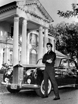 The auction Saturday celebrating Elvis at the Guest House at Graceland raised $330,531.
