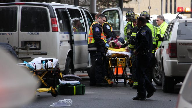 Police, firefighters and paramedics would be a protected class in the state's hate crime law under the bill, The Community Heroes Protection Act.