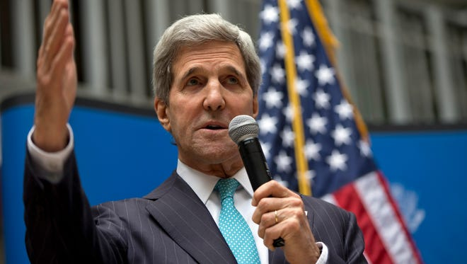 U.S. Secretary of State John Kerry will testify before Congress next month about the deadly attack in Benghazi, Libya.