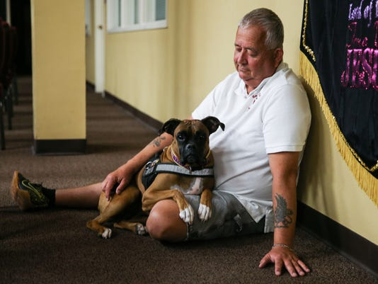 San Angelo service dogs for veterans