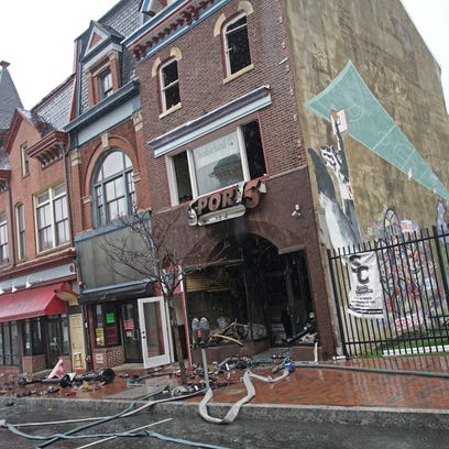 Investigation of a fire that broke out Sunday after