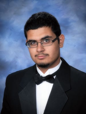 Jonathan Canales is the 2015 Silver Stage High School valedictorian.