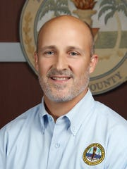 Greg Adkins, the Lee County school district's acting