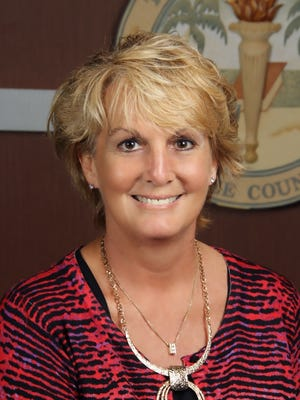 Soretta Ralph, Lee County's assistant superintendent of teaching and learning.