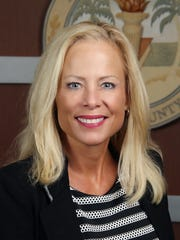 Angela Pruitt is the assistant superintendent of human resources for Lee County schools.