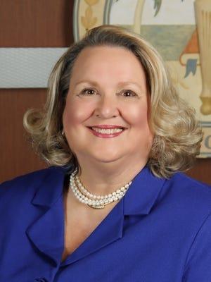 Lee County school board member Jeanne Dozier.