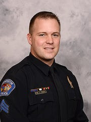 Sgt. Kyle Dowdy