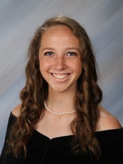 Sarah Joubert, Opelousas Catholic valedictorian