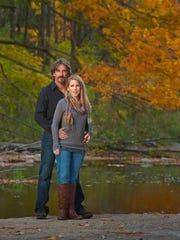 Jamie and Lisa Doeren of Abrams.