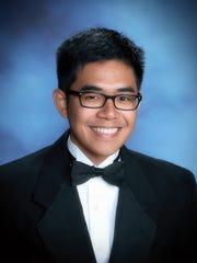 Andy Le, Carolina High School valedictorian