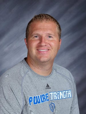 Deric Yaussi has been named the Poudre girls basketball coach.