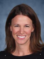 Cassie Barone, athletic director at Village School