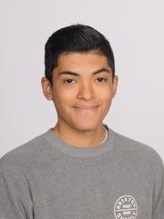 Fernando Buenrostro, an Oxnard teen and senior at Rio