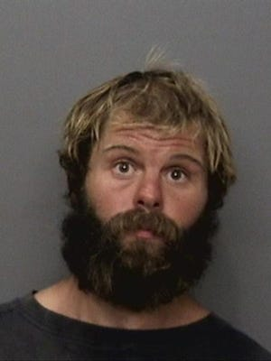 Martin Dalbec, 29, of Redding beat a Good News Rescue Mission employee Friday evening, police said.