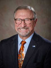 Randy Franke, executive director of United Way of the Mid-Willamette Valley