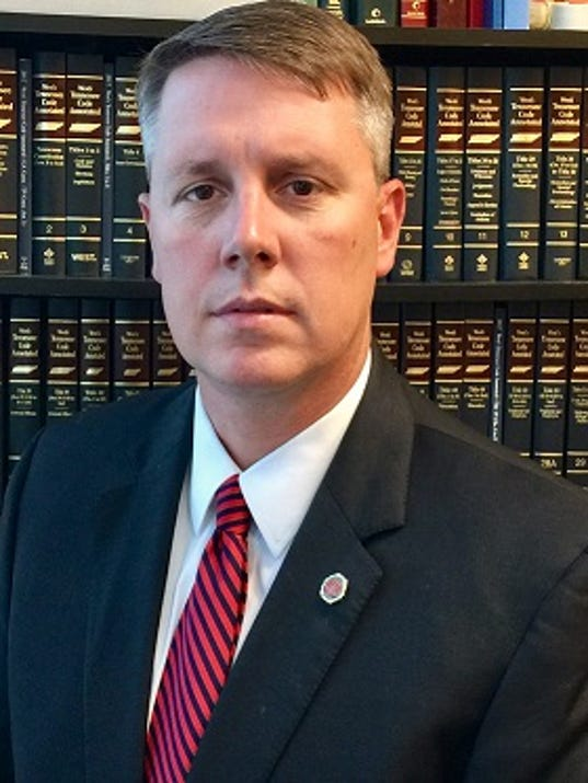 Jody Pickens named District Attorney