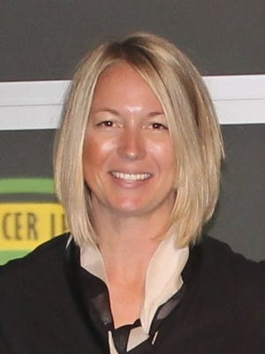 New Louisville City FC general manager Amanda Duffy is an East Carolina graduate with experience working in the United Soccer Leagues.