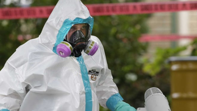 Congress holds a hearing on the Ebola response.