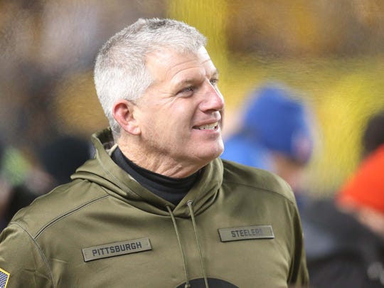 brand new b2b61 9ed56 Ben Roethlisberger prayed Mike Munchak wouldn't leave Steelers