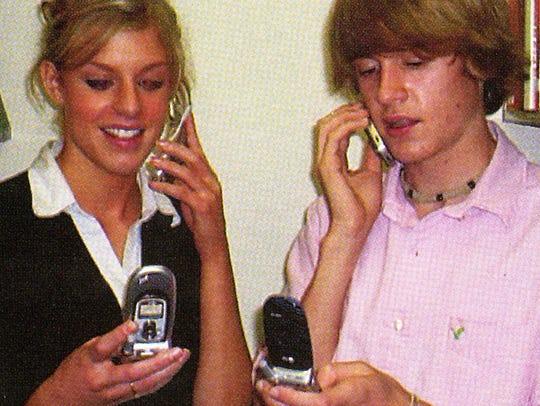 Lindsey Adelman and Alex Corbett, 2006 Technical High