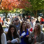 Keeneland | Scenics | Fall 2013 | College Day