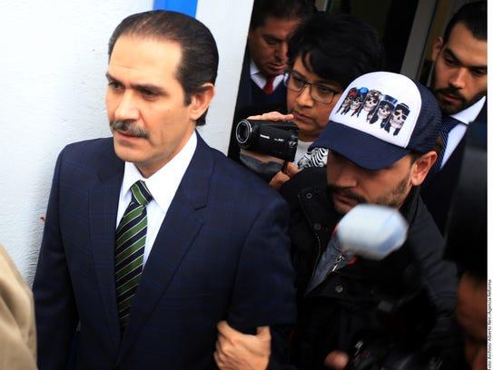 Guillermo Padrés Elías, ex gobernador de Sonora.
