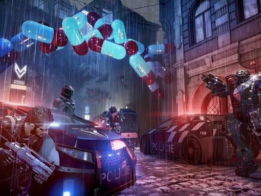Game Review-Deus Ex