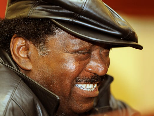 Mourners honor r b star percy sledge for 2940 salon montgomery al