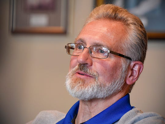 Jerry Wetterling talked Tuesday, Oct. 11, about all