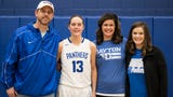 Ella Skeens talks about her family and friends and how they have contributed to her success and what they have meant to her during her Southeastern basketball career.