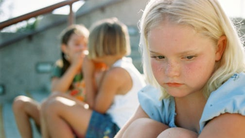 A counselor may be able to provide girl with coping skills to navigate social situations.